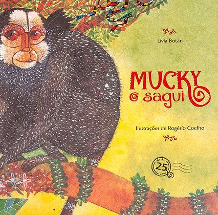 Mucky, o sagui