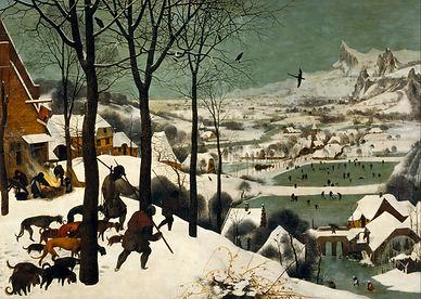 Pieter_Bruegel_the_Elder_-_Hunters_in_th