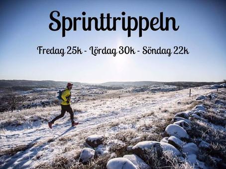 Sandsjöbacka sprint trippel