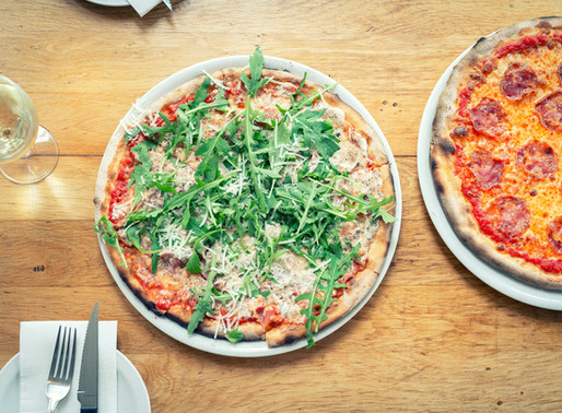 Best pizza Amsterdam at YamYam Trattoria