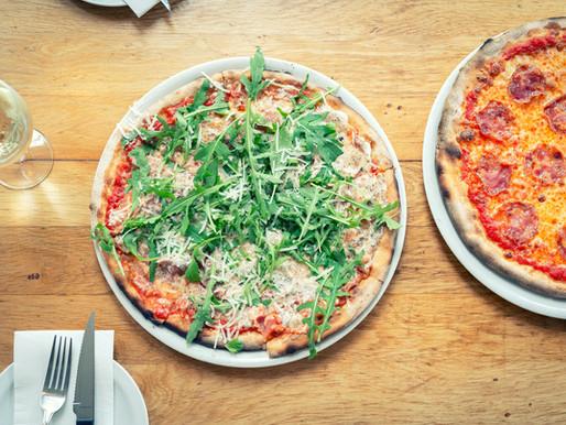 Best pizza Amsterdam at YamYam Trattoria