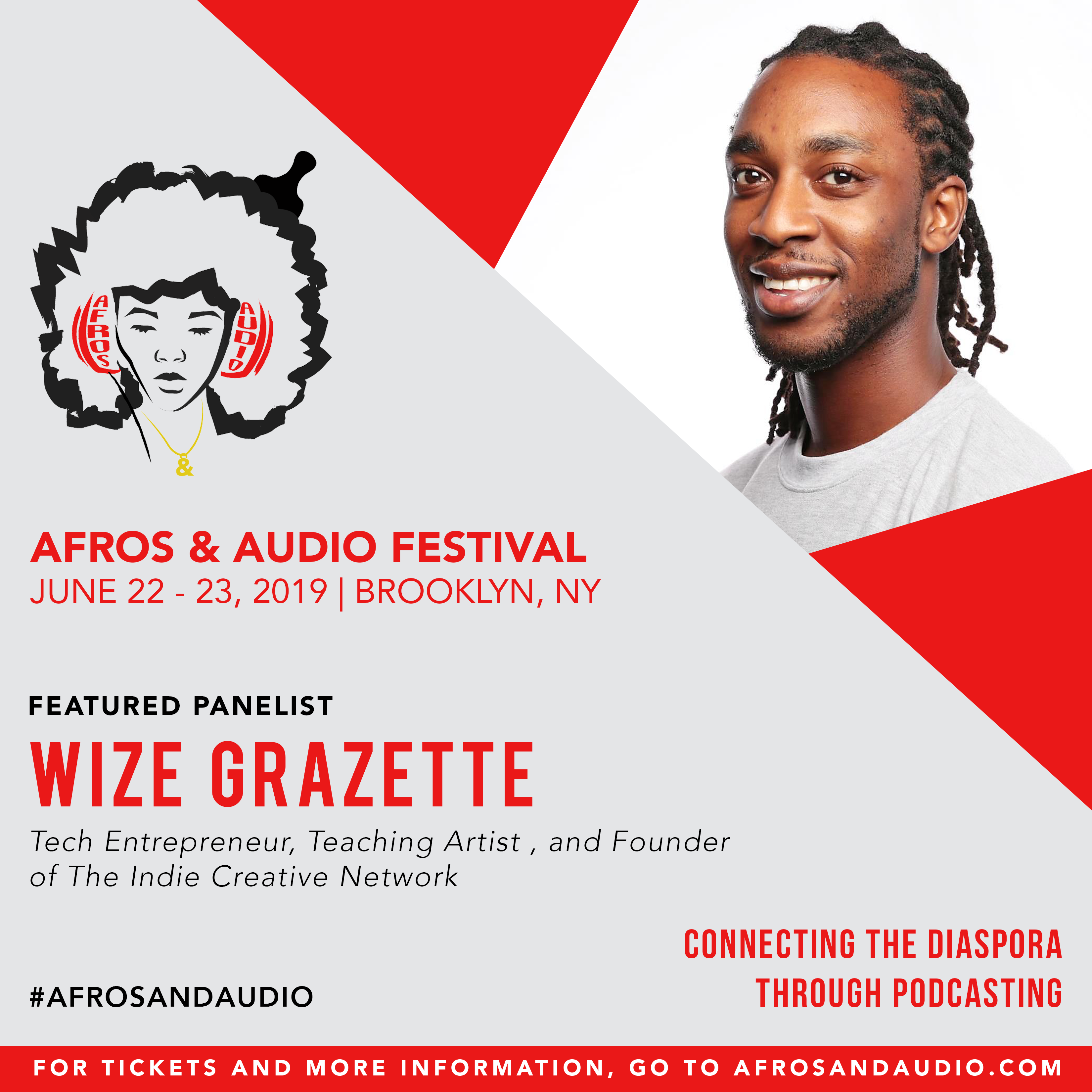 AfrosandAudio Presenter Posts - Wize