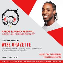 AfrosandAudio Presenter Posts - Wize
