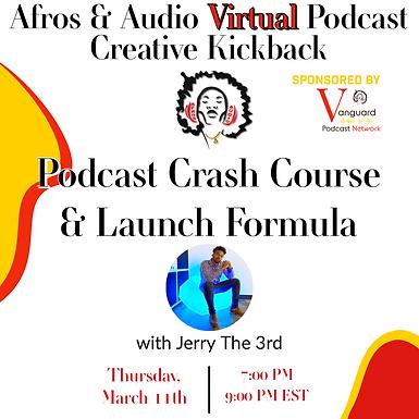 Podcast Crash Course & Launch Formula
