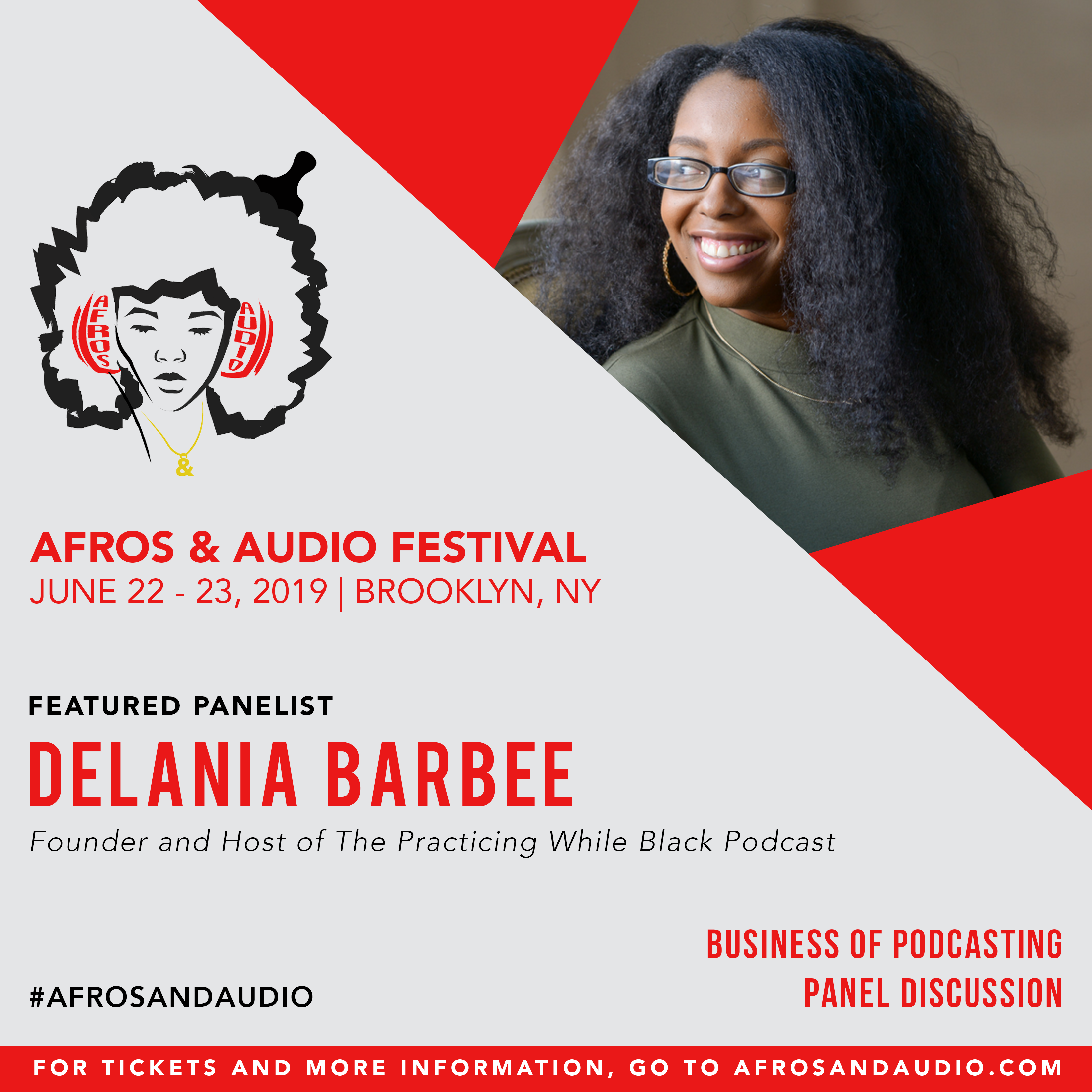 AfrosandAudio Presenter Posts - Delania.
