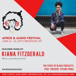 AfrosandAudio Presenter Posts - Kiana