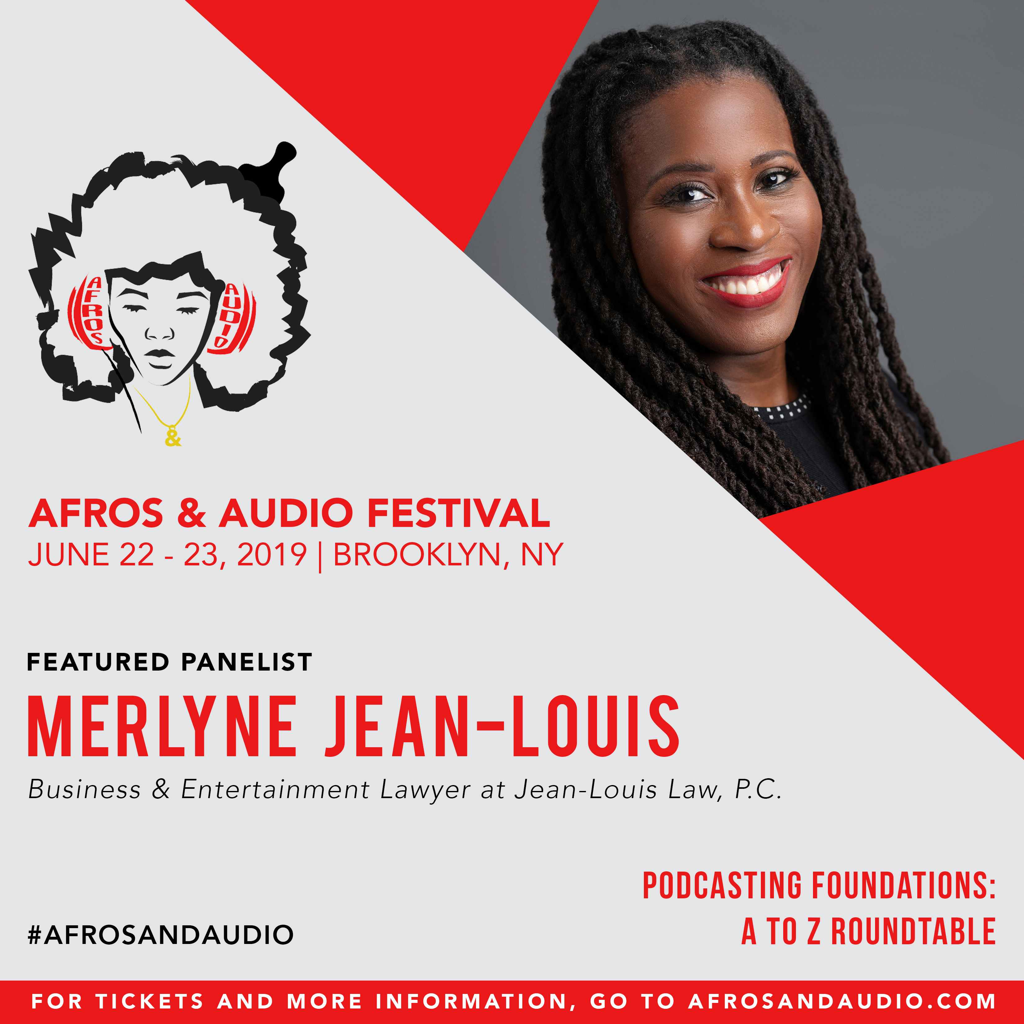 AfrosandAudio Presenter Posts - Merlyne.