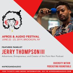 AfrosandAudio Presenter Posts - Jerry