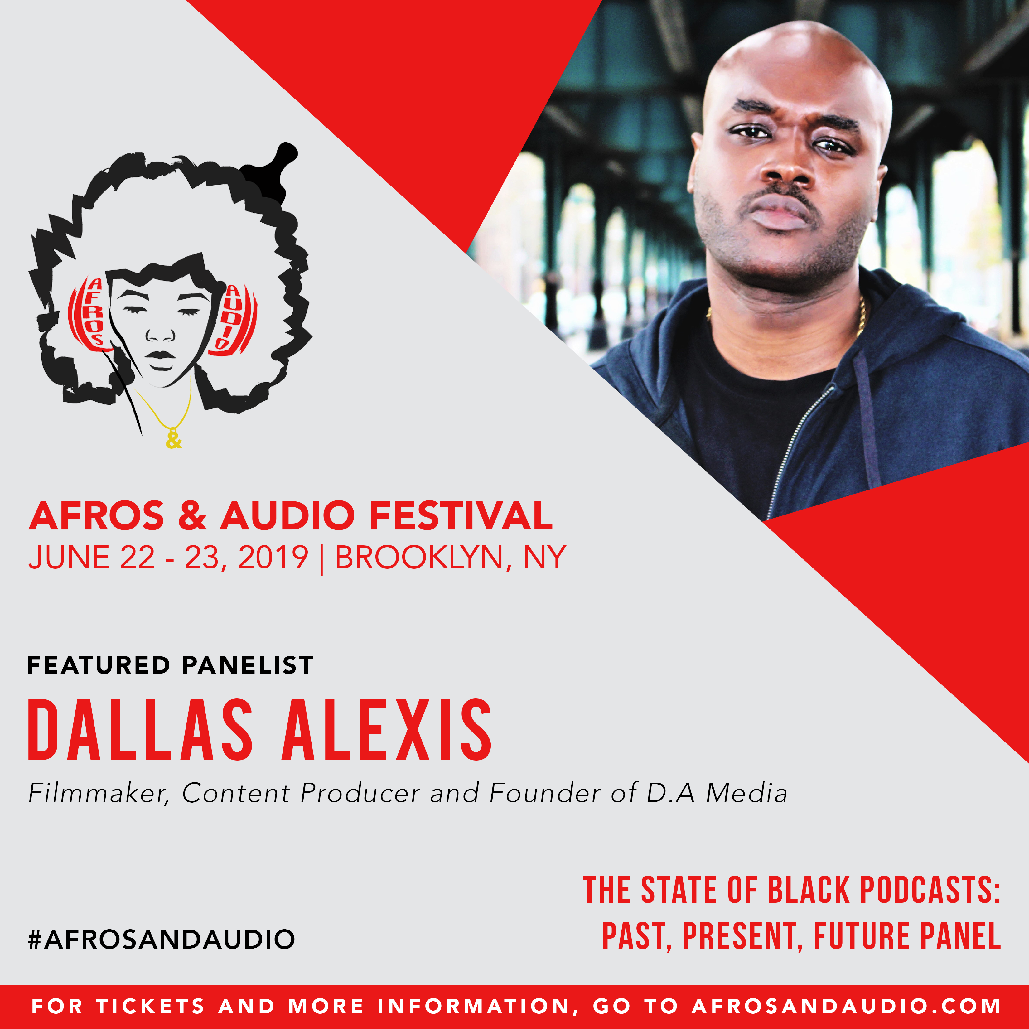 AfrosandAudio Presenter Posts - Dallas