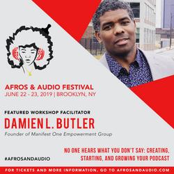AfrosandAudio Presenter Posts - Damien (