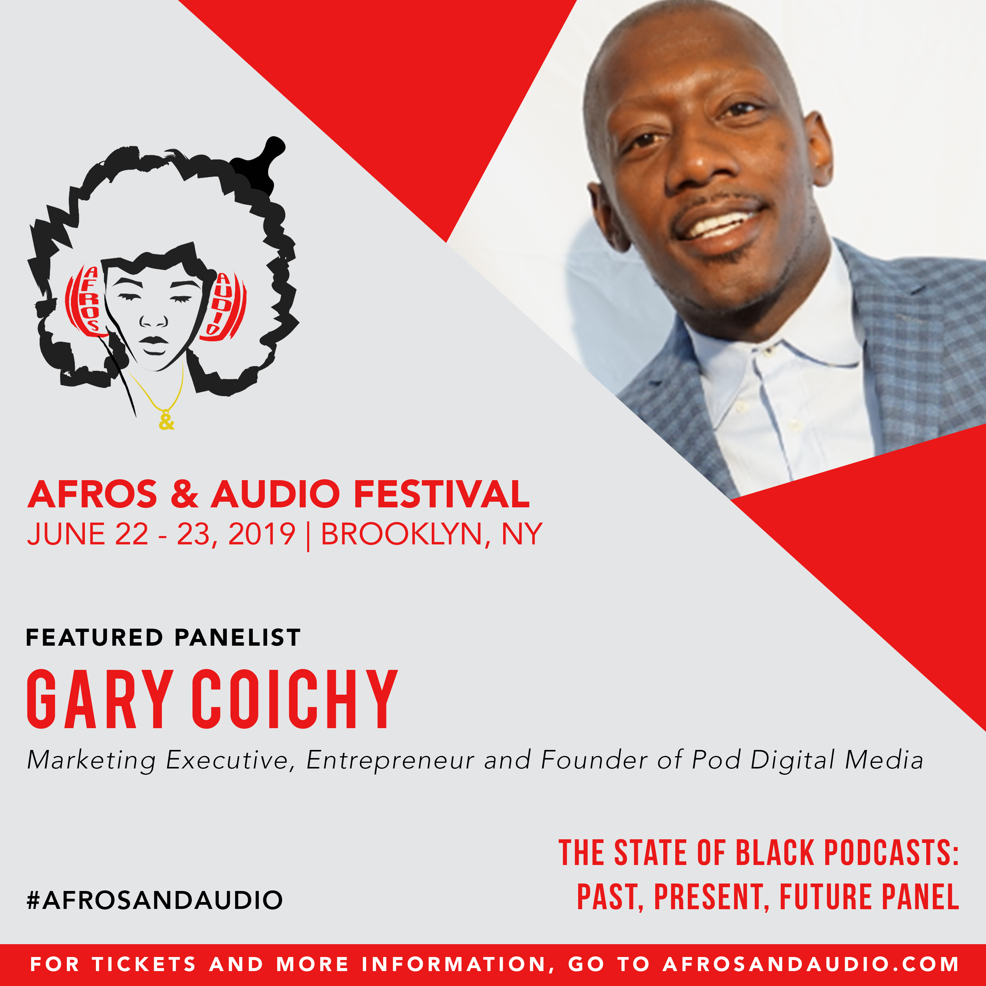 AfrosandAudio Presenter Posts - Gary