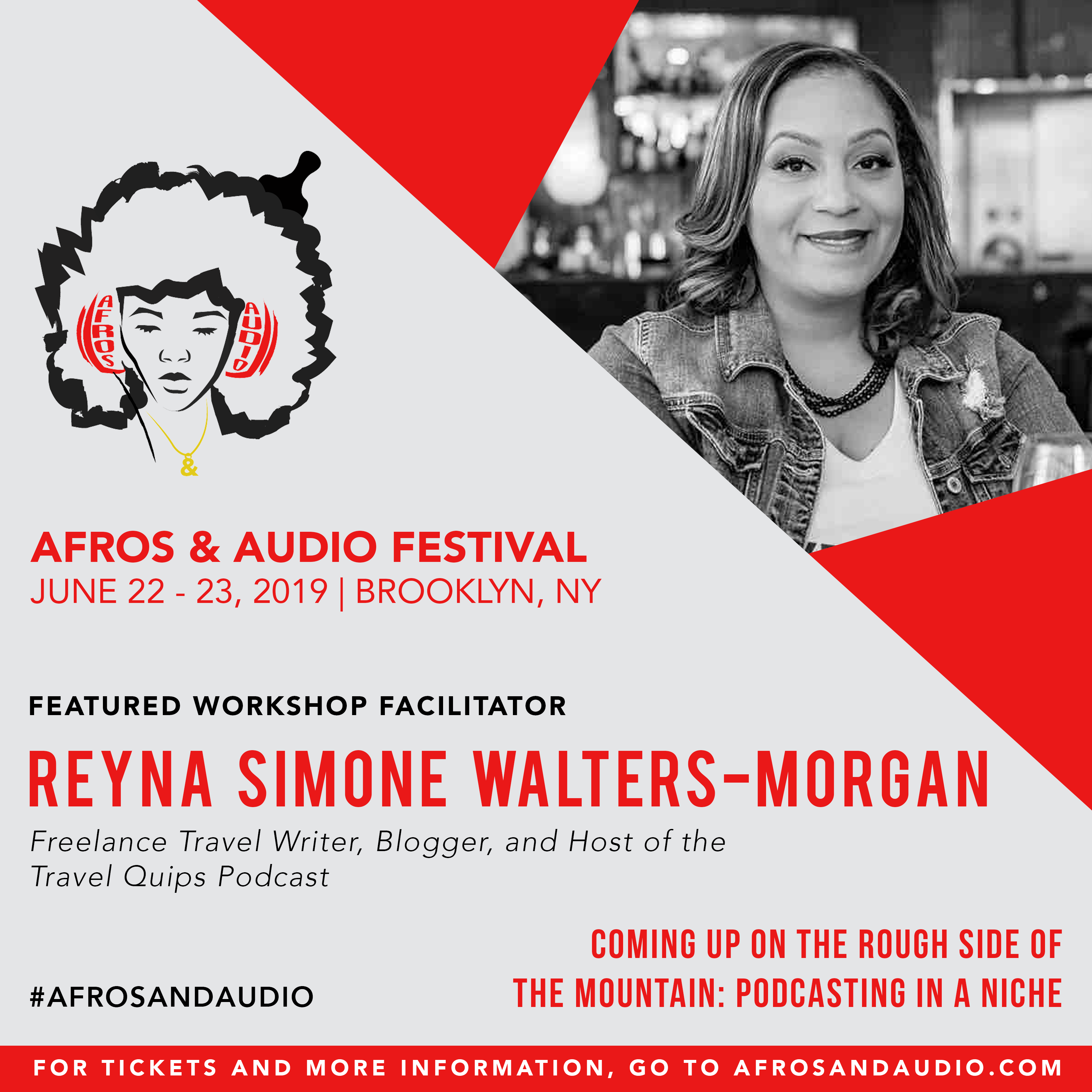 AfrosandAudio Presenter Posts - Reyna