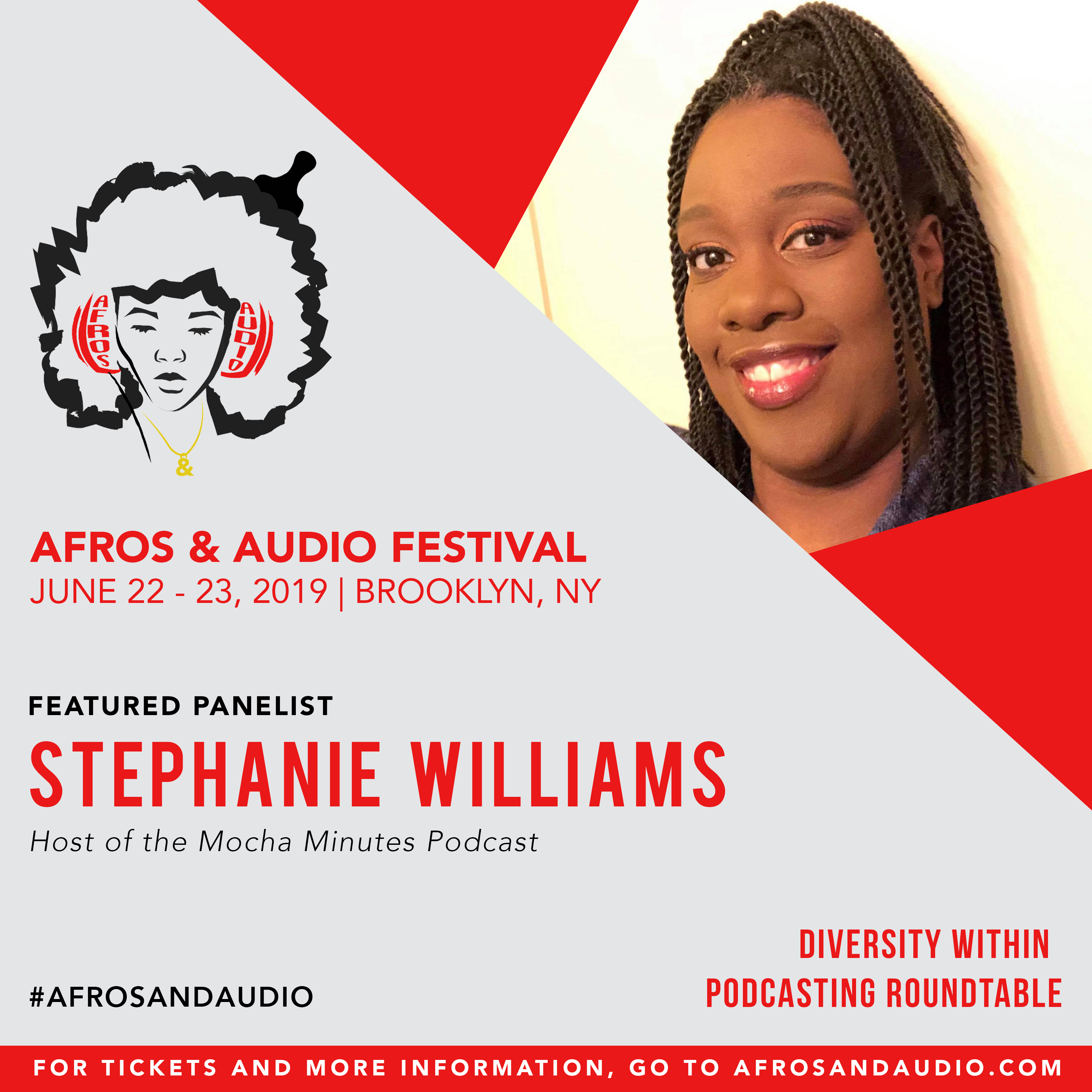 AfrosandAudio Presenter Posts - Stephani