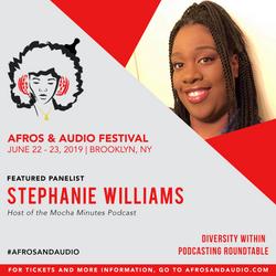 AfrosandAudio Presenter Posts - Stephani