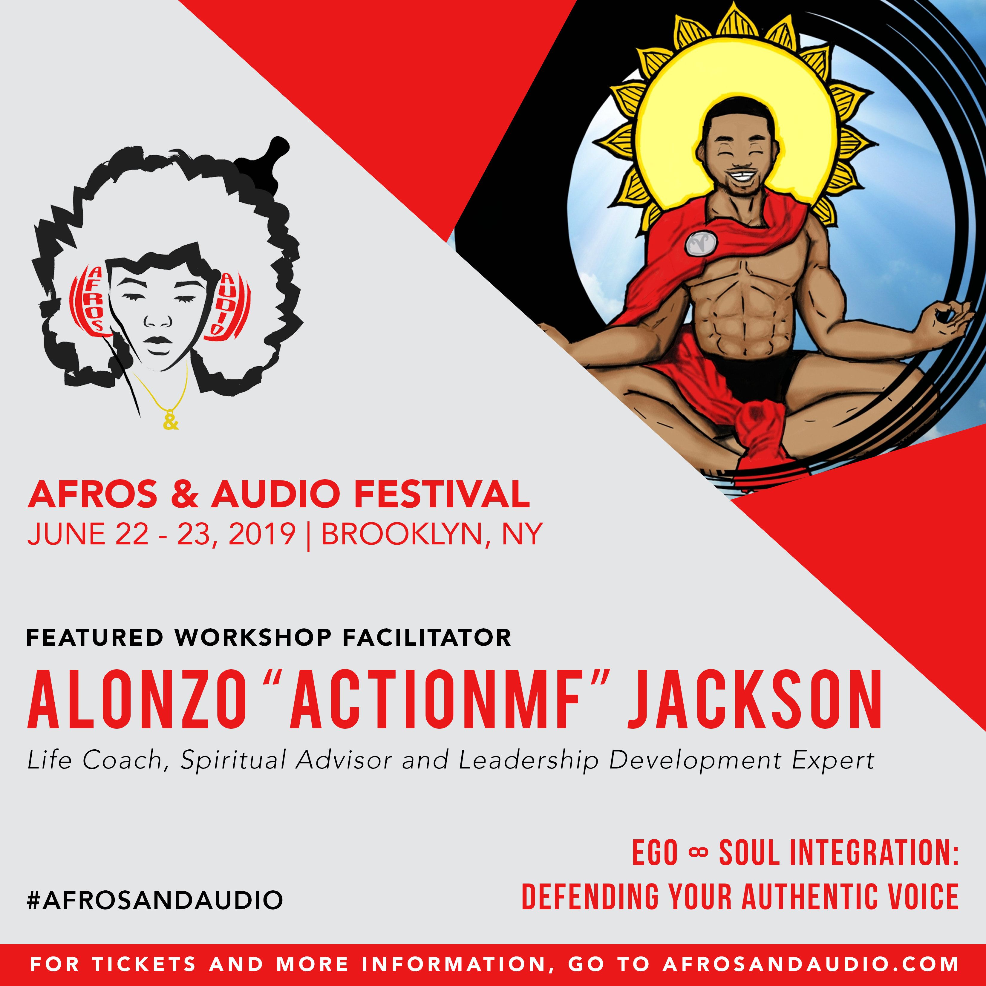 AfrosandAudio Presenter Posts - ACTIONMF