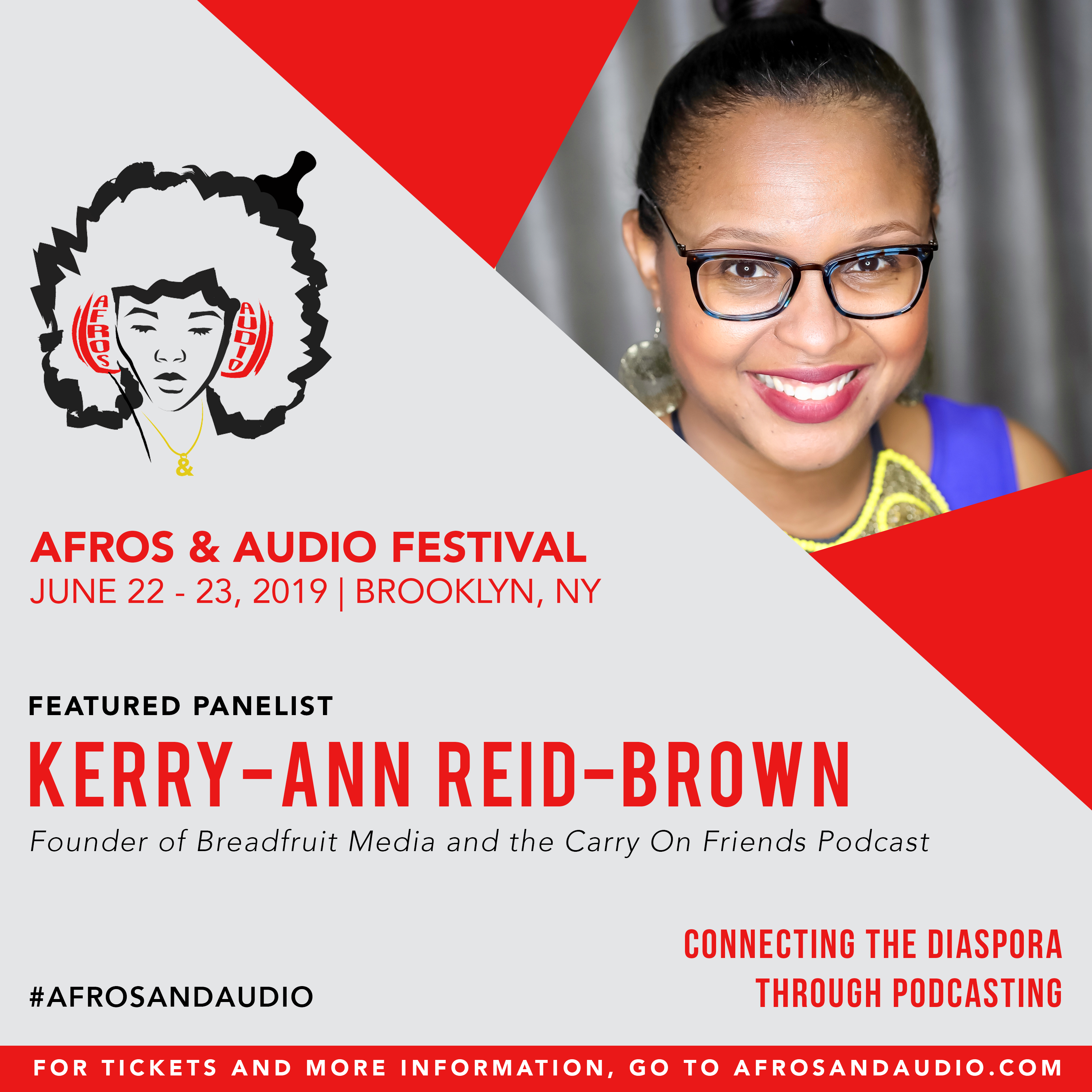 AfrosandAudio Presenter Posts - Kerry An