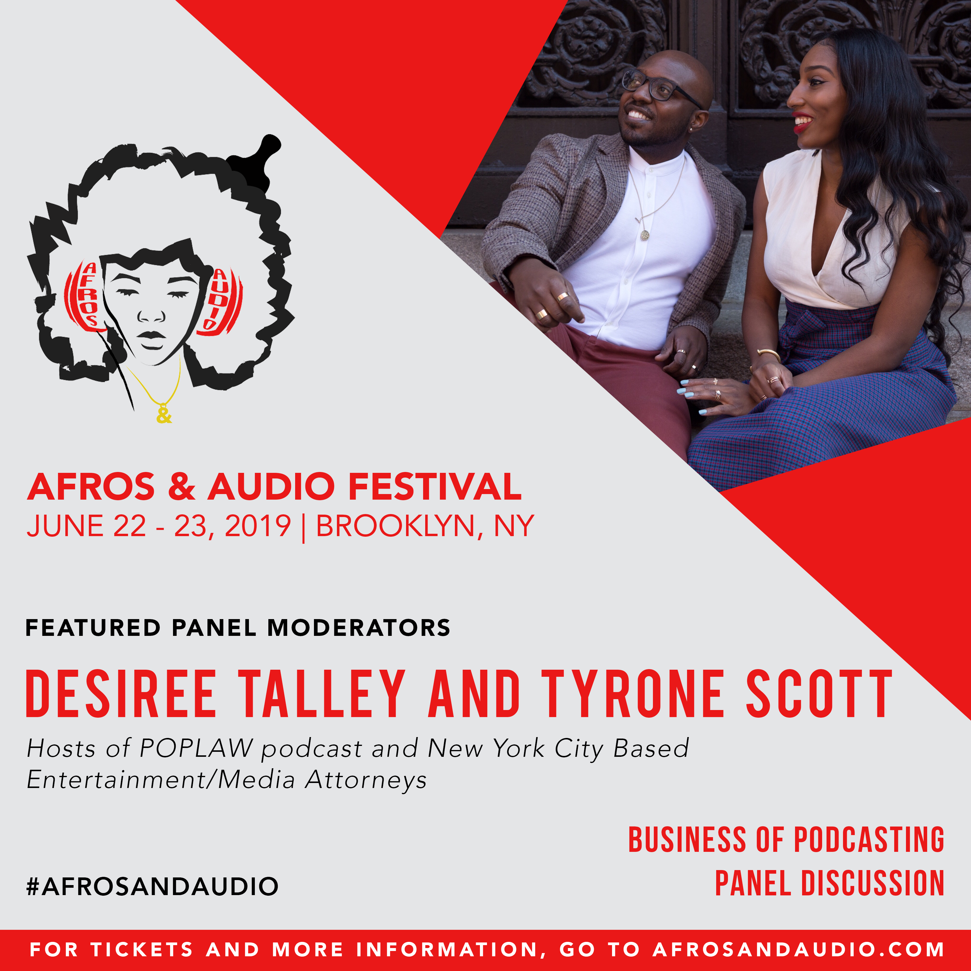 AfrosandAudio Presenter Posts - Desiree
