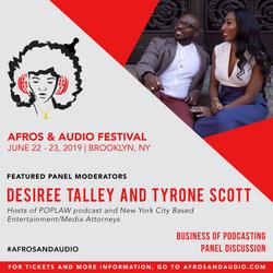 AfrosandAudio Presenter Posts - Desiree