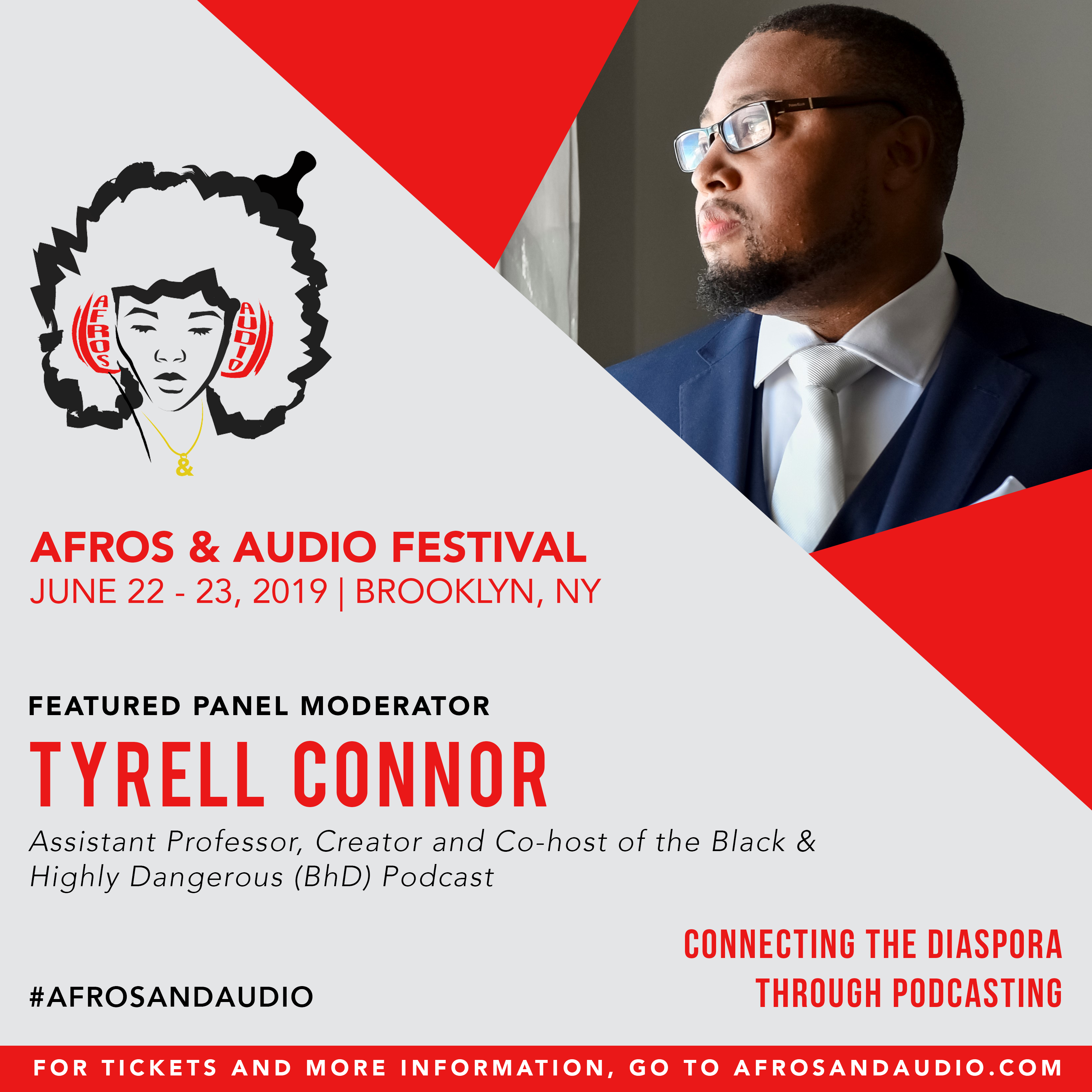 AfrosandAudio Presenter Posts - Tyrell (