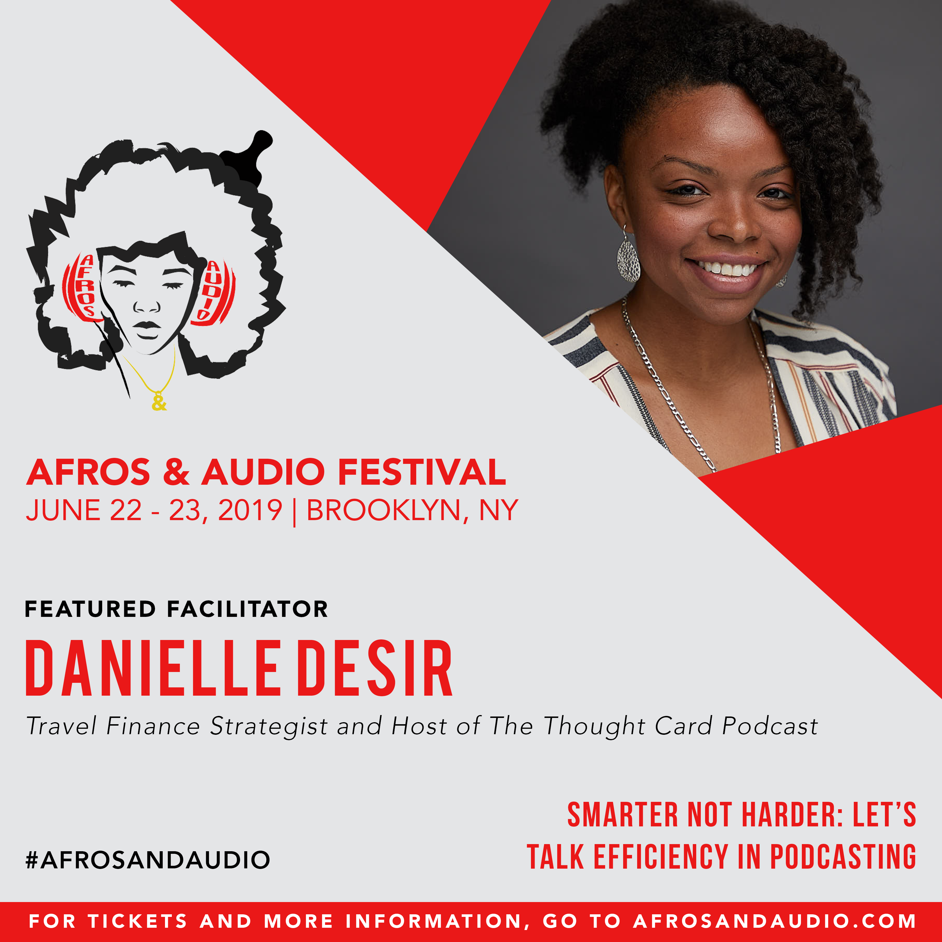 AfrosandAudio Presenter Posts - Danielle
