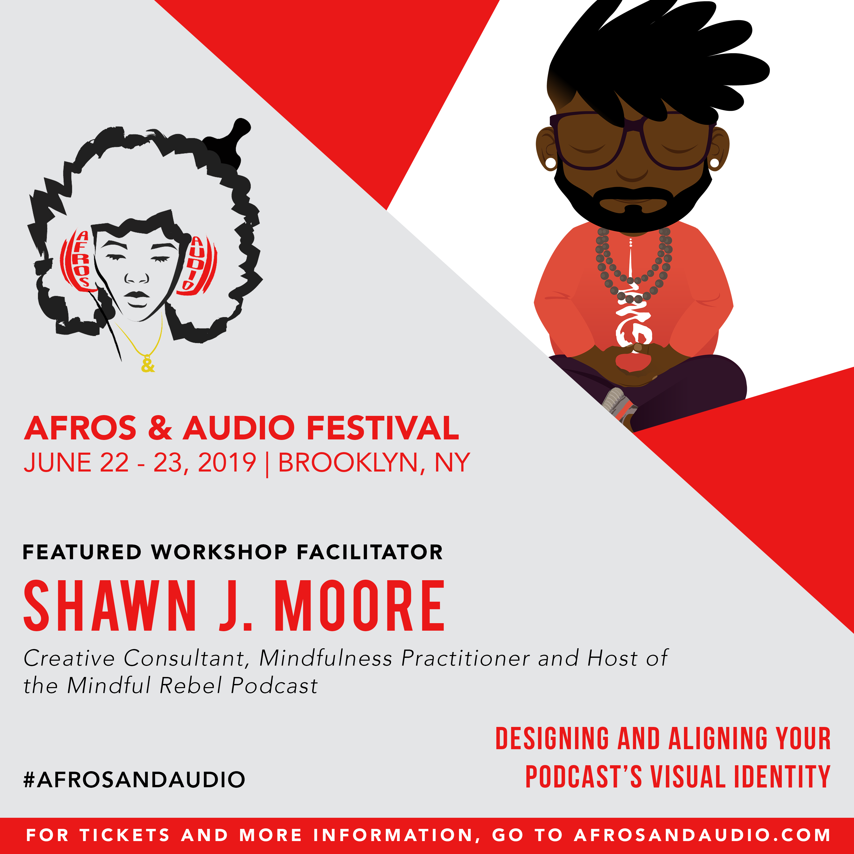 AfrosandAudio Presenter Posts - Shawn
