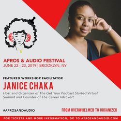 AfrosandAudio Presenter Posts - Janice