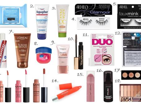 Total Beauty Mama: My Drugstore Beauty Favorites