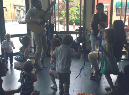 Birthday Bash Spotlight: Preschool of Rock