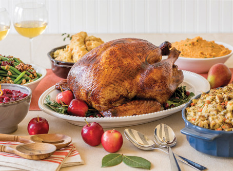 Tips for Turkey Day