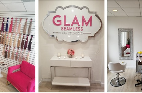 Total Beauty Mom: Glam Seamless Hair Extensions