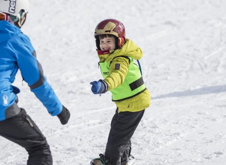 Little List: Ski and Snowboarding Lessons for Kids