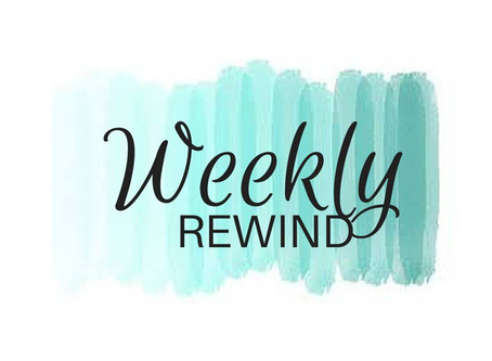 Weekly Rewind...Deals and Events!