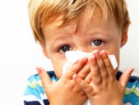 Holistic Mom: Cold Prevention and Symptom Management