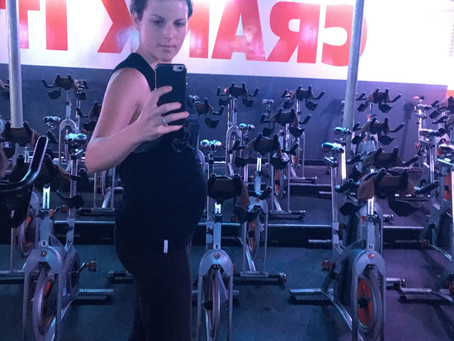 Fit Mom: Should You Work Out While Pregnant?