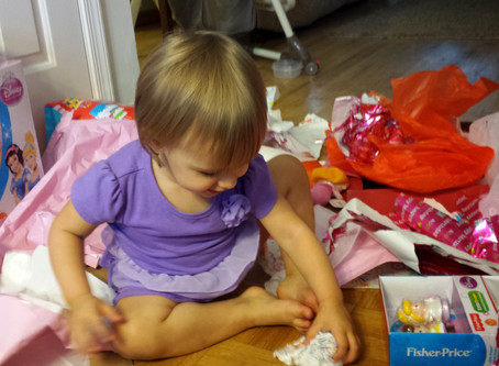 Special Needs Mom: Birthday and Holiday Gifts