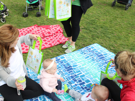 Play Date in the Park: Harborside Park