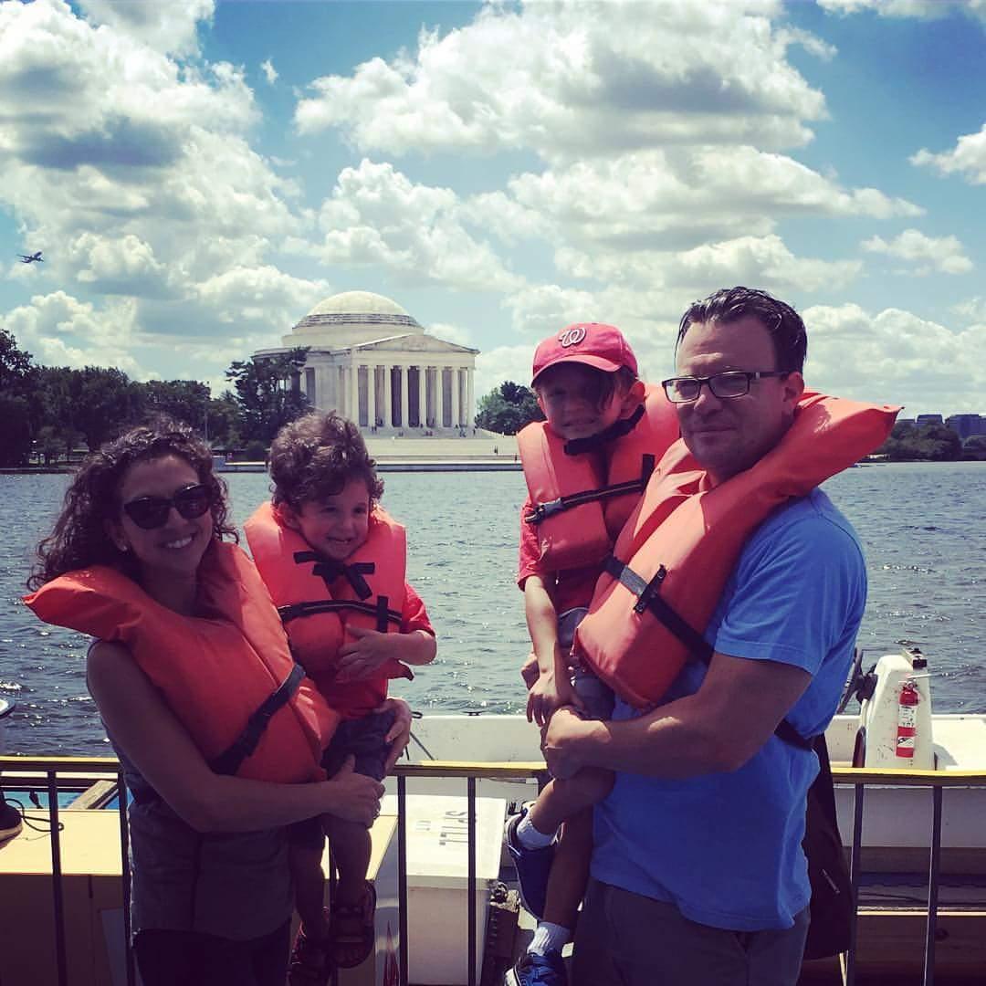family in DC