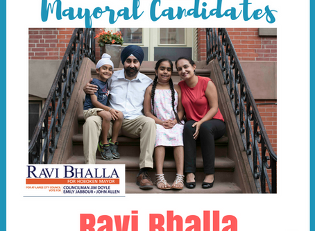 HOBOKEN MATTERS: Mayoral Candidate Interview with Ravi Bhalla
