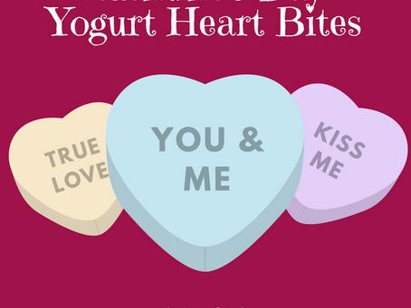 The Holistic Mom: Simple and Sweet Yogurt Bites