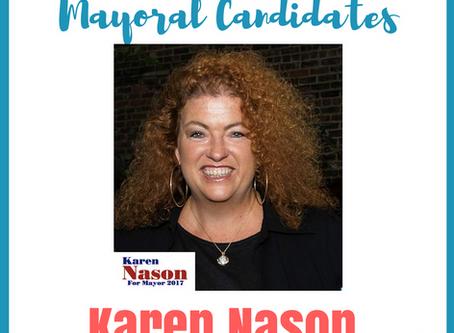 HOBOKEN MATTERS: Mayoral Candidate Interview with Karen Nason