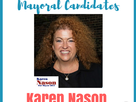 HOBOKEN MATTERS: Mayoral Candidate Interview with Karen Nason