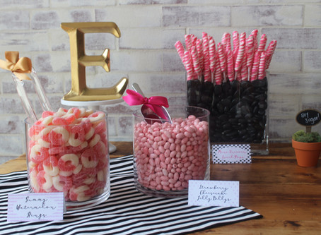 Birthday Bash Spotlight: Lollipops & Lemondrops and Love Letters Studio