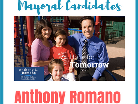 HOBOKEN MATTERS: Mayoral Candidate Interview with Anthony Romano