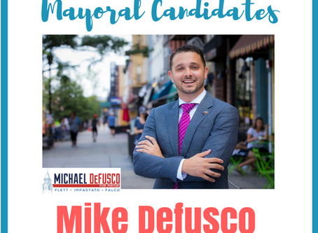 HOBOKEN MATTERS: Mayoral Candidate Interview with Michael DeFusco