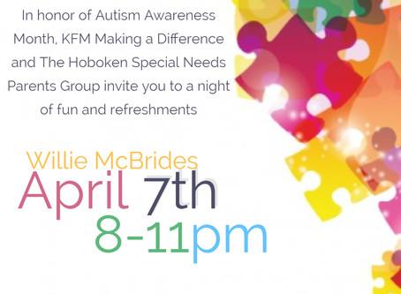 Special Needs Mom: World Autism Fundraiser