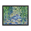 "Thumbnail: ""Water Lily"" 00.5 Framed Poster"