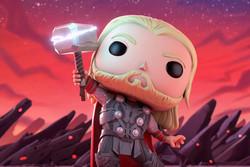 Mjolnir Mischief! - Thor vs Loki