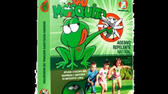 Adesivo repelente natural Sai Mosquito