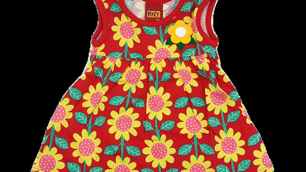 Vestido vermelho Kyly