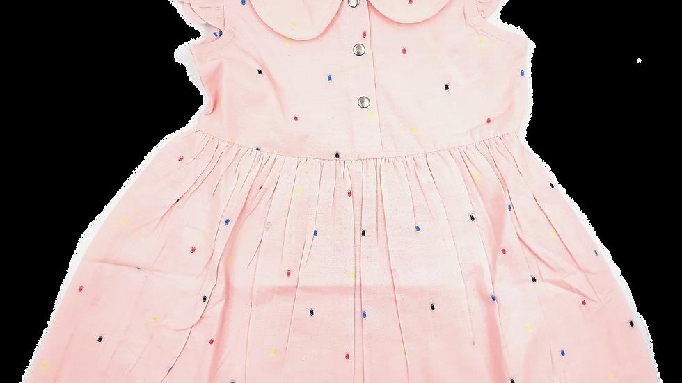 Vestido rosa Malwee